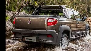 New Fiat Strada Adventure 2017