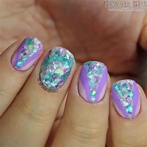 Magically Polished  Nail Art Blog : Pretty Woman: Seashell ...