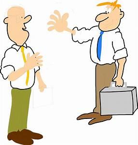 Businessmen | Free Stock Photo | Illustration of two ...
