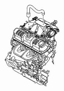2010 Dodge Grand Caravan Hose  Pcv Valve To Intake
