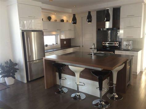 construire un ilot de cuisine creer un ilot de cuisine photos de conception de maison
