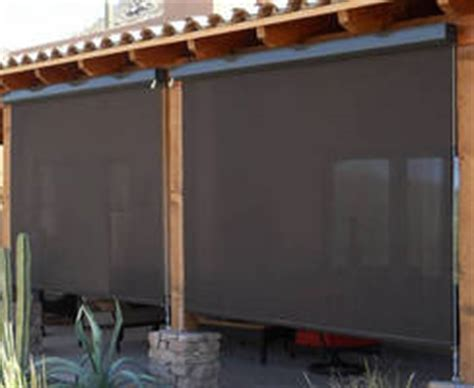 shade fabric  exterior sun control