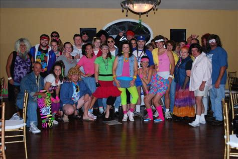 The 80's Themed Adult Birthday Party Ideas