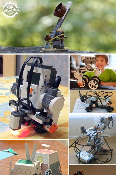 robots kids