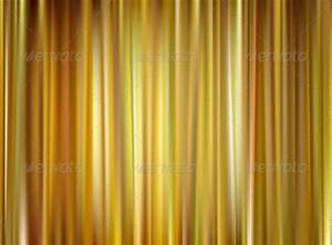 vector gold curtain by epic11 graphicriver With gold curtains background