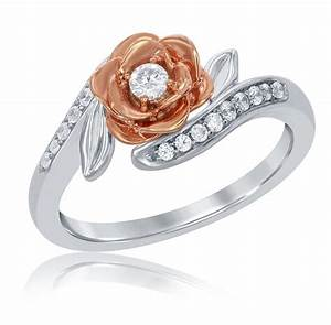 we39re in love with the enchanted disney fine jewelry With disney inspired engagement wedding rings