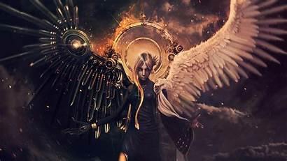 Wallpapers Demons Angels Demon Angel