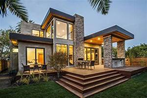 Features Of Contemporary And Modern House Plans