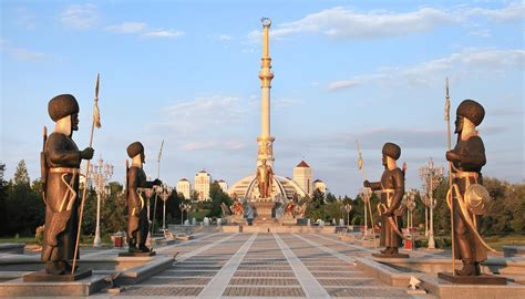 Turkmenistan Travel Guide and Travel Information