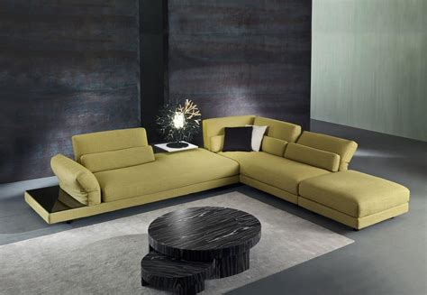 Fabric Sofa With Relax Mechanism, For Living Rooms