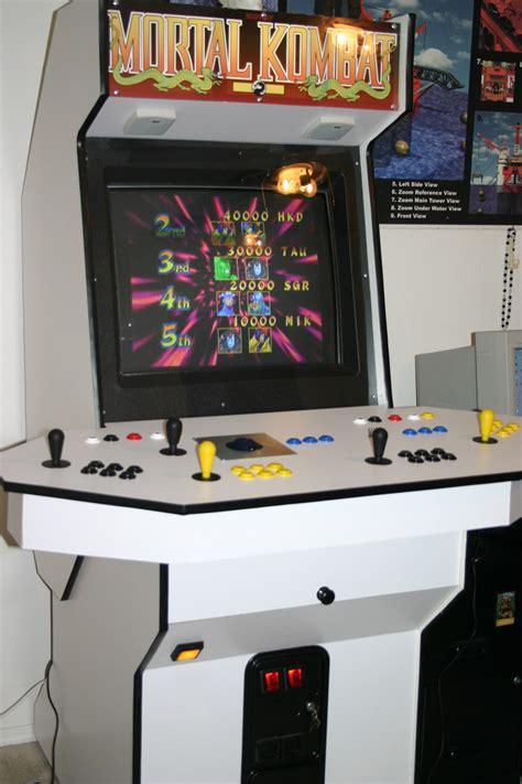 4 player arcade cabinet kit manicinthecity