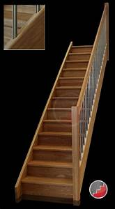 Stairs - Timber Stair Manufacturers Wooden Stairs from ...
