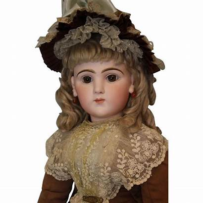 Doll Character Bisque Jumeau French Rare Rubylane