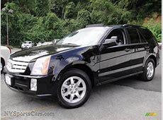 2006 Cadillac SRX V6 in Black Raven photo #7 219265