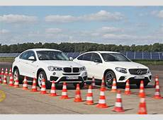 And the best SUV Coupe is Mercedes GLC Coupe vs BMW X4