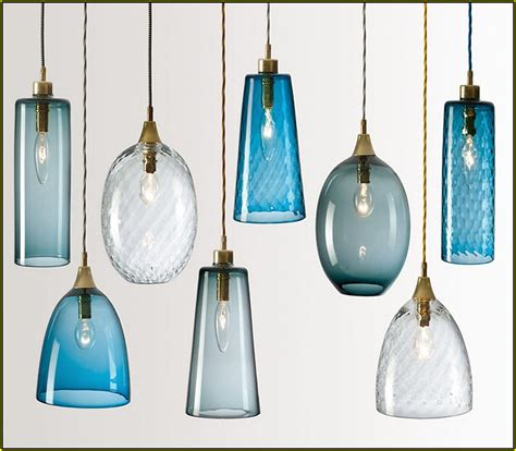 pendant lighting ideas top blown glass pendant light