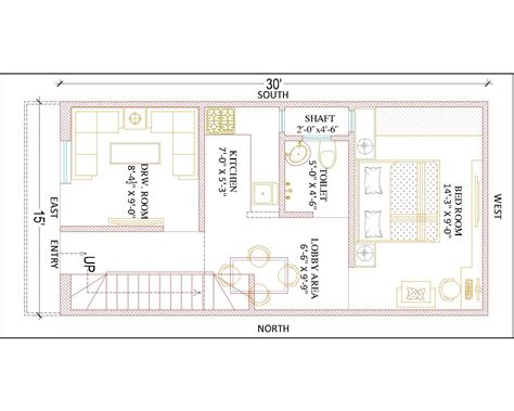 ground floor plan gharexpert