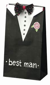 Best Man Gift Bag