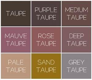 Farbe Taupe Kombinieren : schlamm nein braun mauve schmutziges rosa dunkelbraungrau grauviolett getrockneter lehm ~ Markanthonyermac.com Haus und Dekorationen