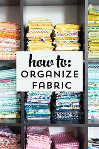 Name Style Designs 5 Clever Tips To Organize Your Fabric Stash The Polka