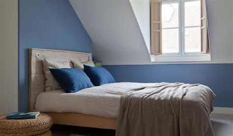deco chambre bleue des exemples de belles chambres invités à reproduire pour