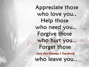 I Appreciate You Quotes. QuotesGram