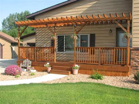 front deck ideas dreaming is free front porch pergola pergola ideas and pergolas