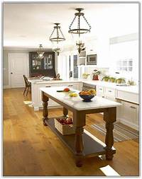 narrow kitchen island The 25+ best Narrow kitchen island ideas on Pinterest ...