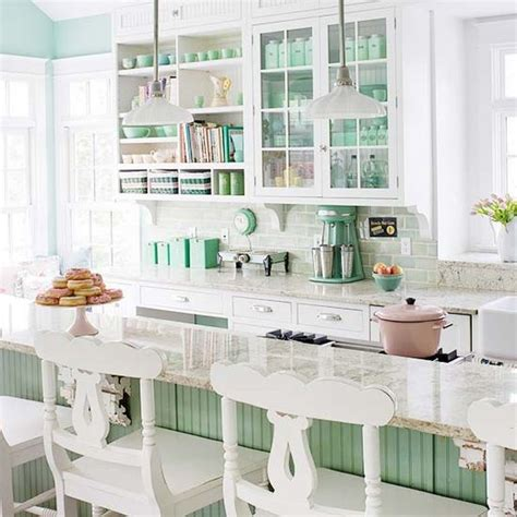 20 Charming Cottagestyle Kitchen Decors