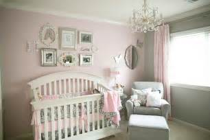 Chambre Bebe Fille Vintage by Soft And Elegant Gray And Pink Nursery Project Nursery