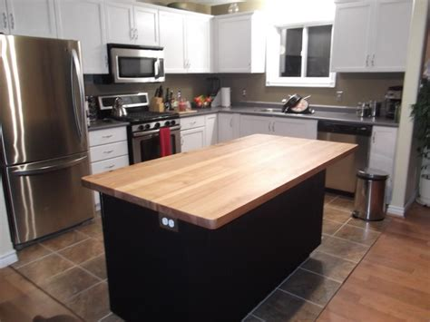 kitchen island wood top wood slab counter top island top kitchen counter reclaimed water trees contemporary toronto