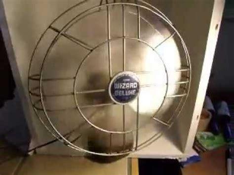 antique fans for sale ebay vintage oscillating desk fan by western auto supply wizard