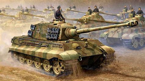 Nex Ii Image by World War Ii German King Tiger Tank Learning History