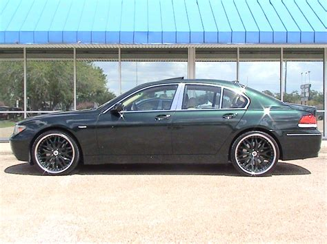 Kingofkars 2002 Bmw 7 Series Specs, Photos, Modification