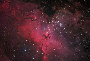 APOD: 2008 July 19 - M16 and the Eagle Nebula