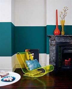 on met l39accent sur la couleur de peinture pour salon With peinture pour canapé cuir blanc