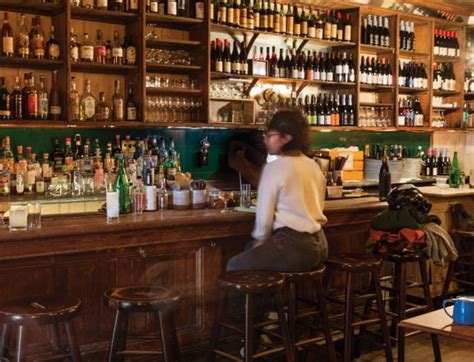 Define Bar by Restaurants And Bars In New York City Food Drink The