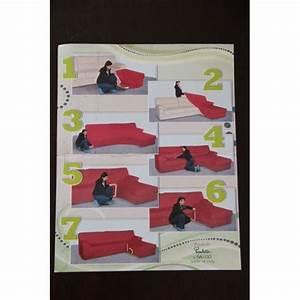 Housse extensible pour canape d39angle droit achat et vente for Housse pour canapé d angle droit