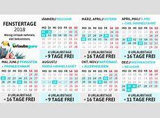 Fenstertage 2019 Wie ihr bis zu 57 Tage Urlaub macht!
