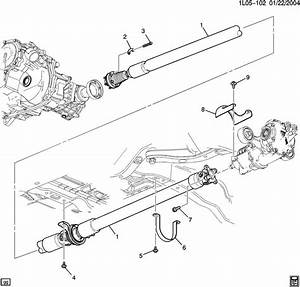 2005 Chevy Equinox Parts Diagram