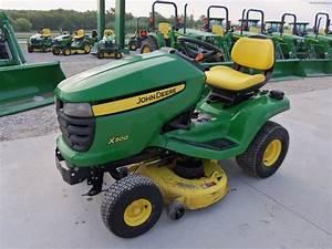 2007 John Deere X300 Lawn  U0026 Garden And Commercial Mowing