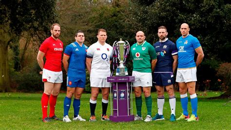 Six Nations: Latest team news from England, Wales ...