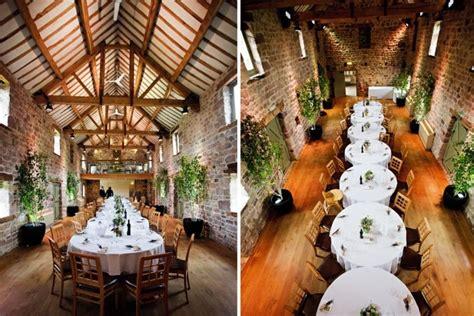 Small Venues : The Ashes Barn Wedding Venue