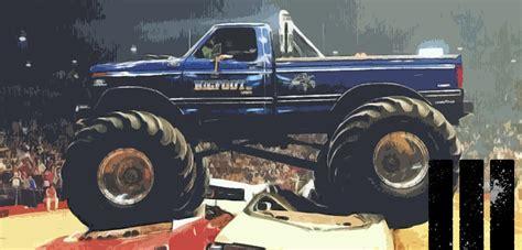 bigfoot monster truck history bigfoot 3 monster trucks wiki fandom powered by wikia