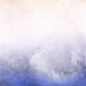 Abstract background with a blue watercolor texture Vector ...