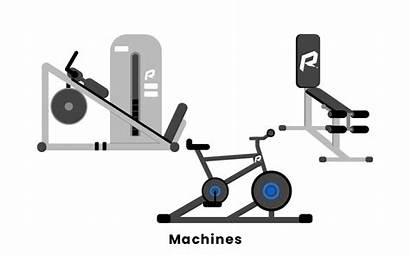 Workout Equipment Weight Universal Rookieroad Machines Example