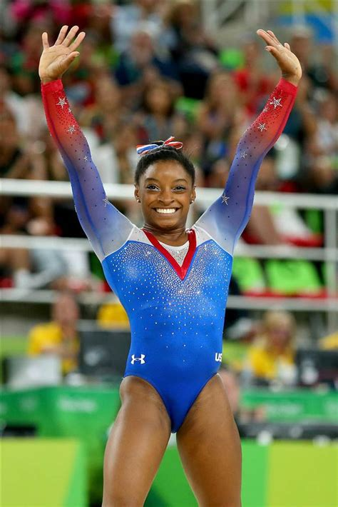 Simone Biles World Champion