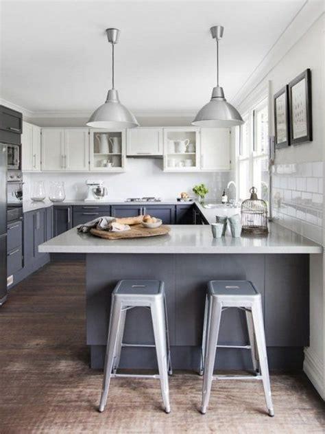 cuisine bicolore pour ou contre les cuisines bicolores decocrush