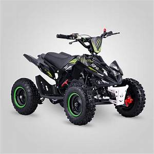 Pocket Quad Enfant Flip 49cc Monster Vert