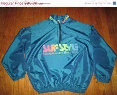 Vintage Retro Style KAPPA Tracksuit Top Jacket NEON Bright